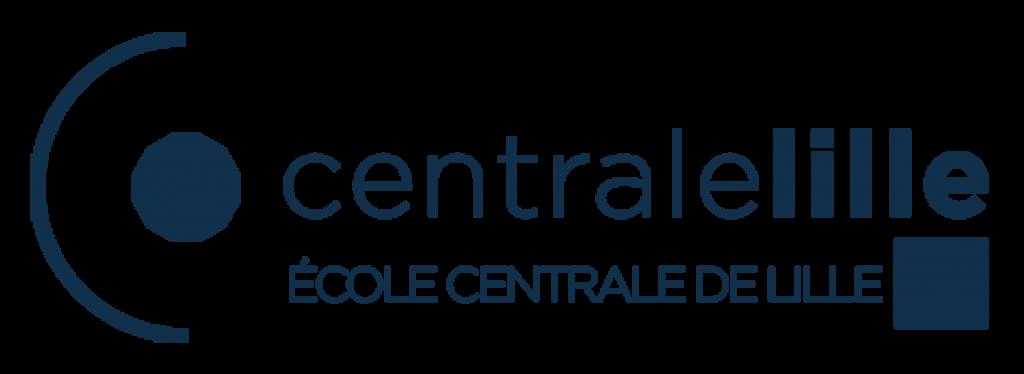 centrale_lille_bleu_logo